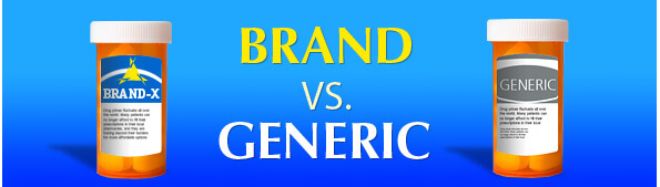 Brand Vs. Generic